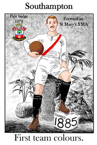Southampton FC First Kit