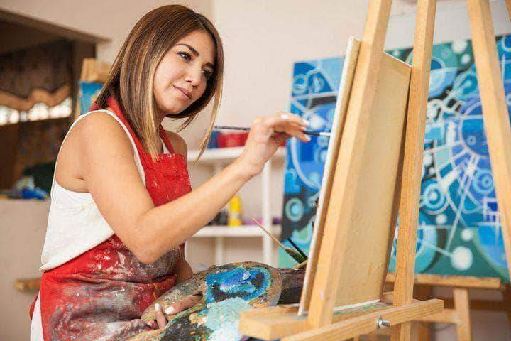 Paint by Numbers Blog-The Mental Health Benefits of Art Are for Everyone-Canvas by Numbers