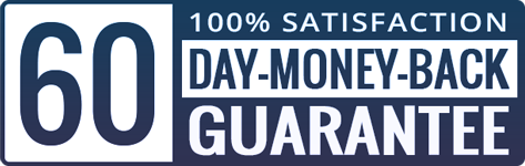 Money back guarantee Canvas by Numbers