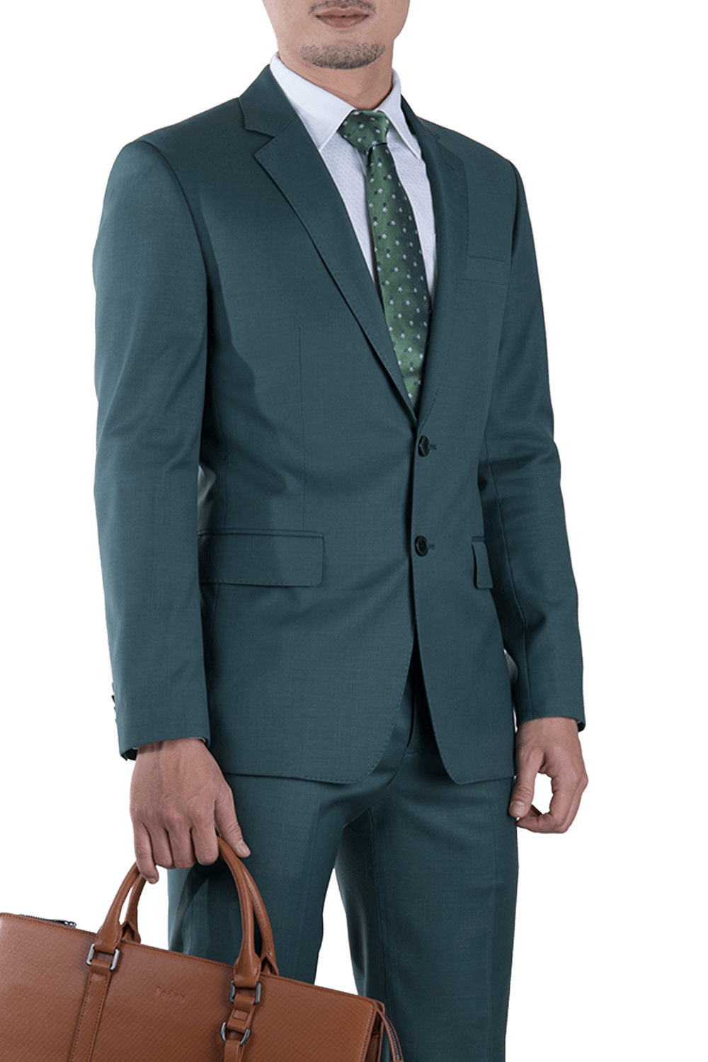 Bottle Green Blazer