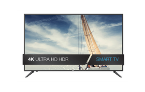 4K ULTRA HD ELED TV