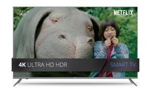 4K Ultra HD HDR Smart TV- 43""