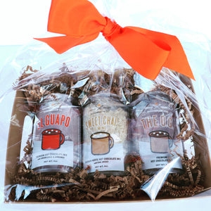 3 Pack Hot Chocolate Gift Basket