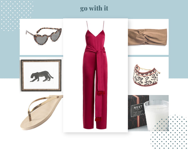 how to wear animal print dressy