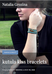 Kutula Kiss in online blog