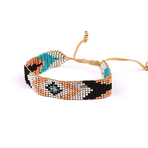 Pow Wow Bracelet (Black)