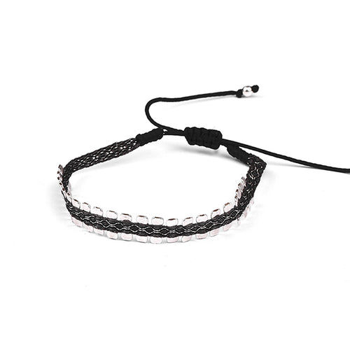 Bam Bam Bracelet (Grey or Black)