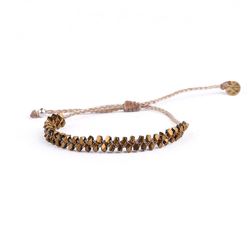 Catelaya Gold Bracelet