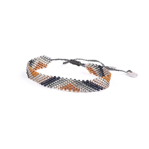 Spring-a-Ling Denim Bracelet (Small)