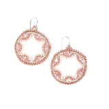 Hotcakes Earrings (Rose)