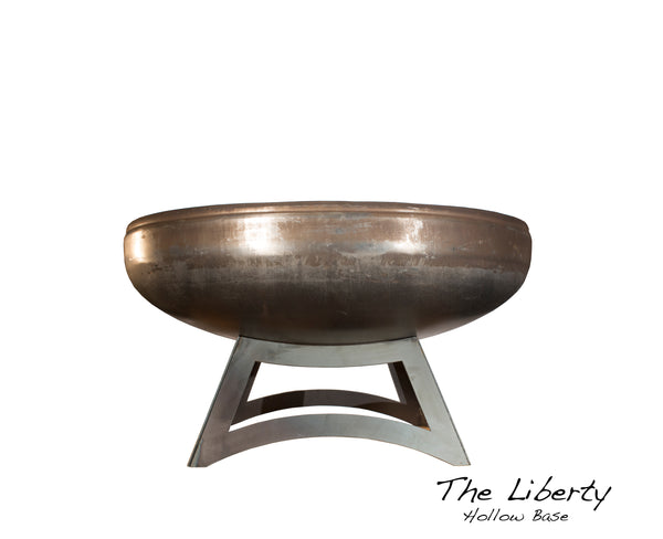 "Ohio Flame 24"" Liberty Fire Pit with Hollow Base OF24LTY_HB"