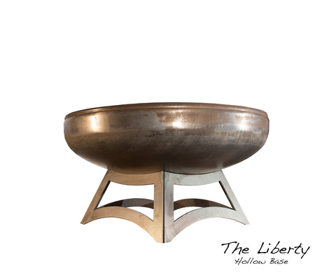 "Ohio Flame 36"" Liberty Fire Pit with Hollow Base OF36LTY_HB"