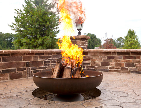 "Ohio Flame 42"" Patriot Fire Pit OF42FPNSF"
