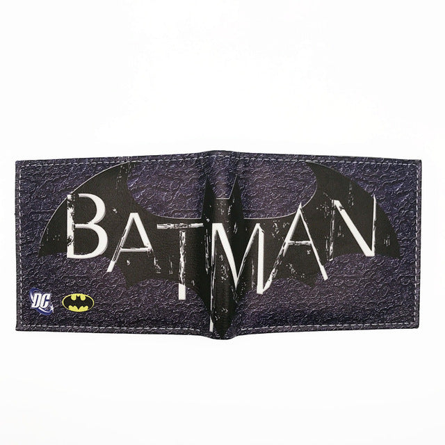 Joker/Batman/Harley Quinn Wallets