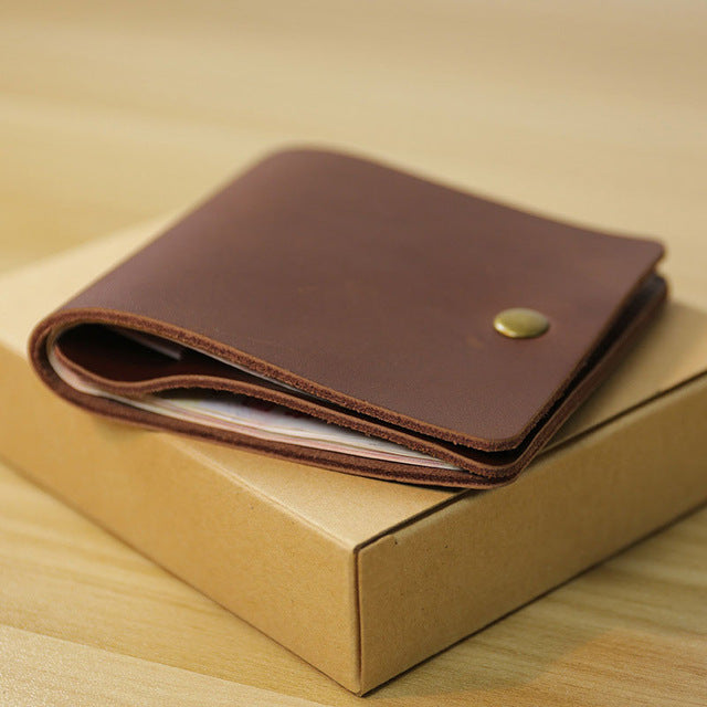 Mini Cardholder Wallet