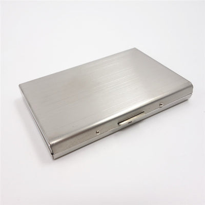 Stainless Steel Bank Card Holder