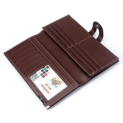 Business Leather Wallet