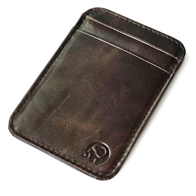 Minimalist Wallet for Credit Cards
