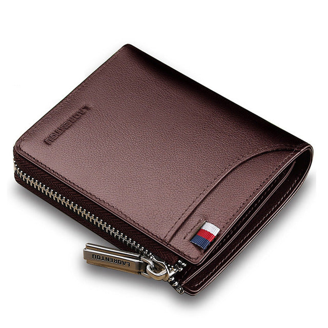 Laorentou Luxury Leather Wallet