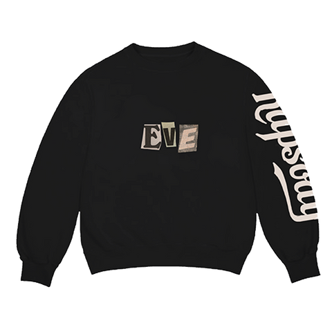 Eve Black Crewneck