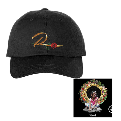Rapsody Signature Hat + Digital Album