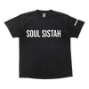 Soul Sistah Limited Edition Black T-shirt