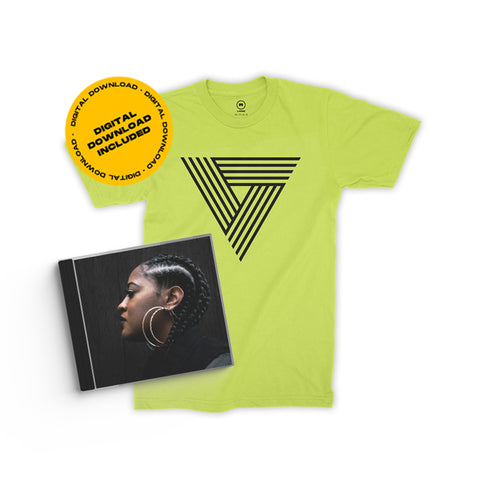 Eve CD + T-Shirt Bundle + Digital Album