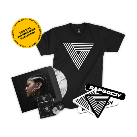 Eve Deluxe 2LP Vinyl Bundle + Digital Album
