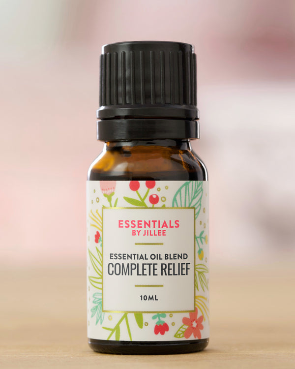 Complete Relief Essential Oil Blend