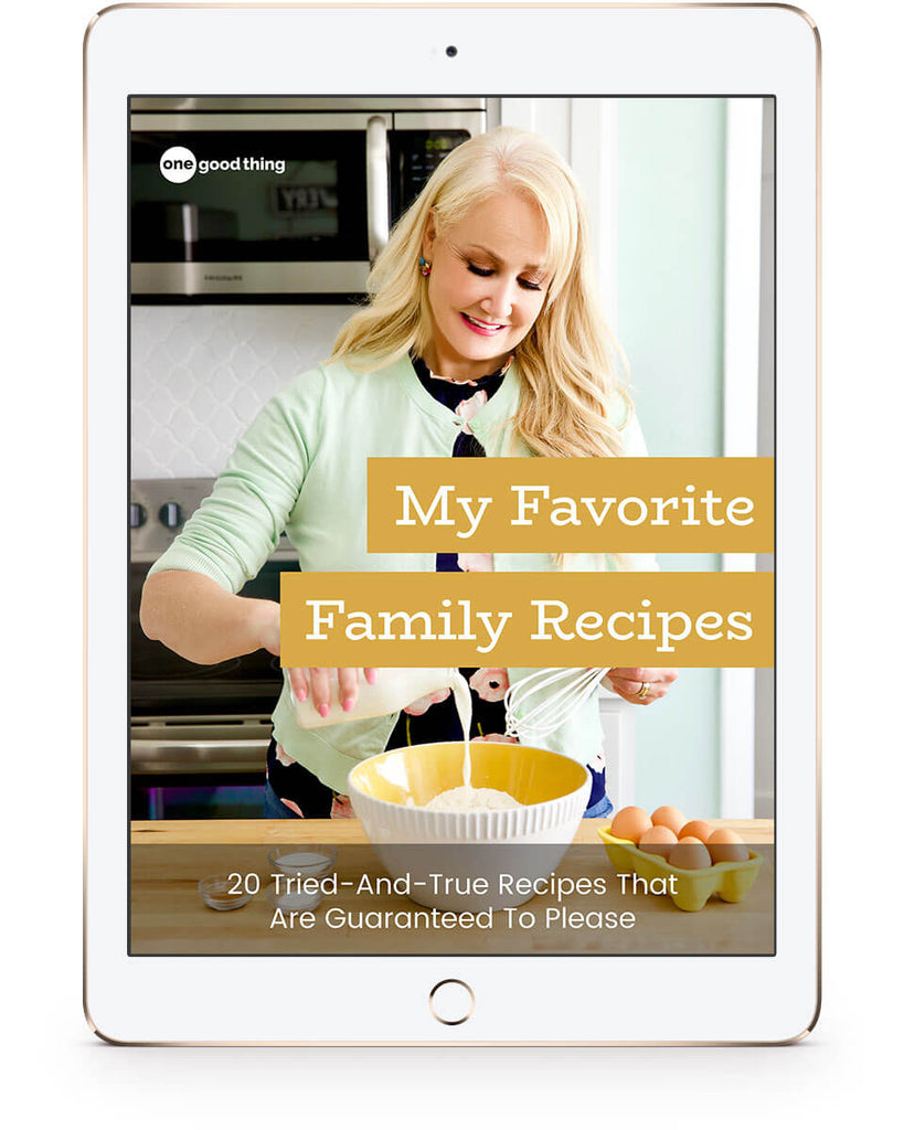 My Favorite Family Recipes