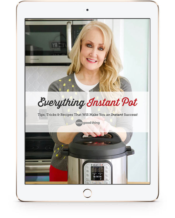 Everything Instant Pot eBook