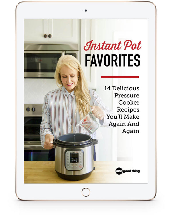 Instant Pot Favorites