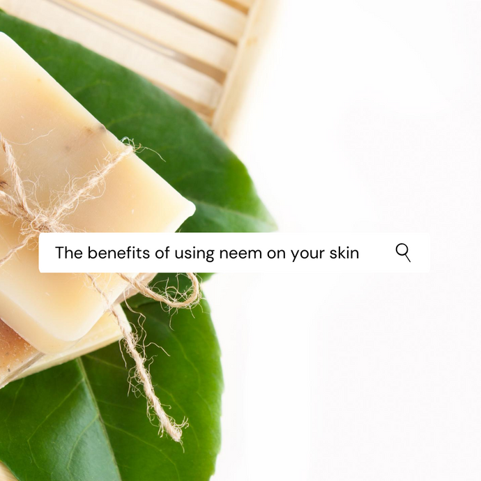 The Benefits of Using Neem on Your Skin