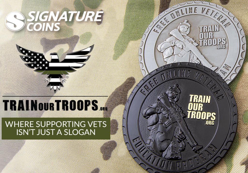 TrainOurTroops: Where Supporting Vets Isn't Just a Slogan