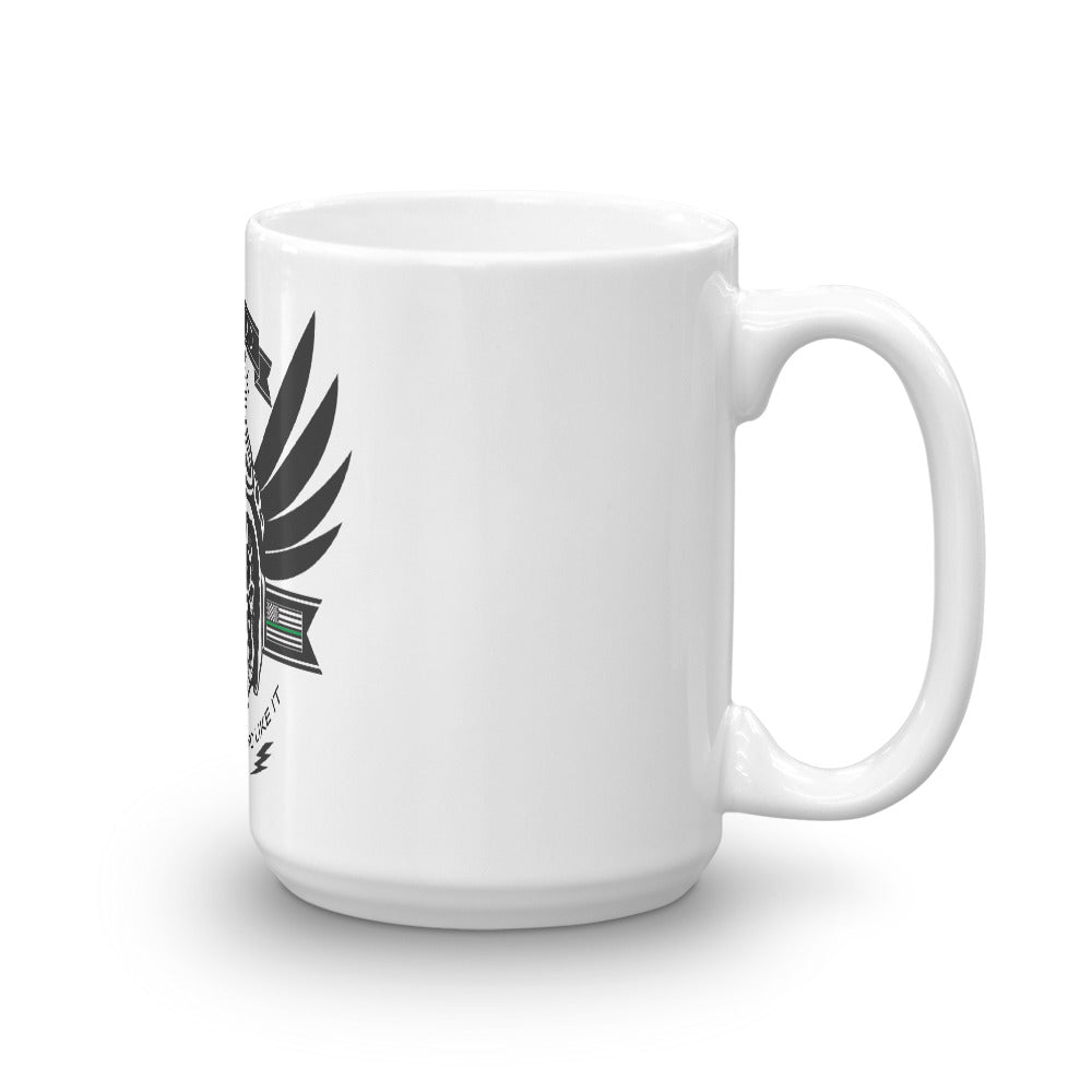 Mug: Don't Be Afraid...-TrainOurTroops-TrainOurTroops