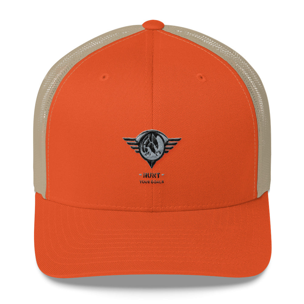 Trucker Hat: Hunt...-TrainOurTroops-TrainOurTroops
