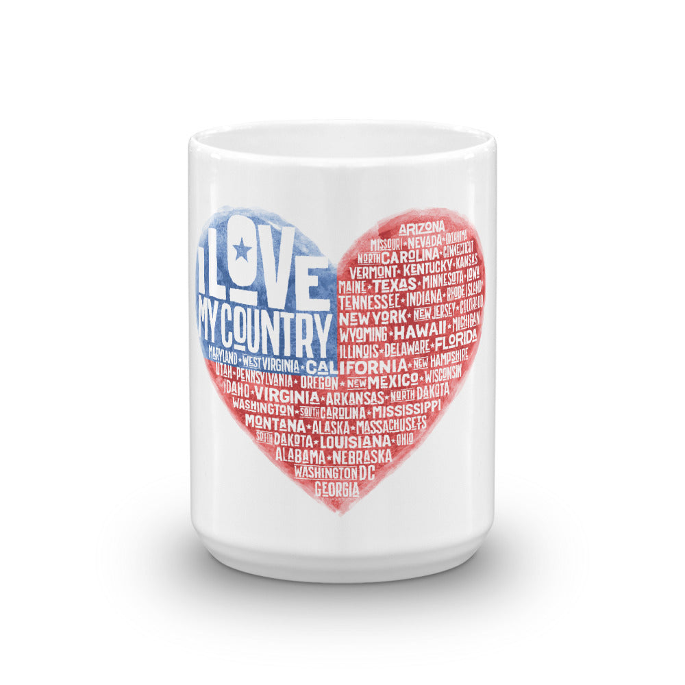 Mug: I Love My...-TrainOurTroops-TrainOurTroops