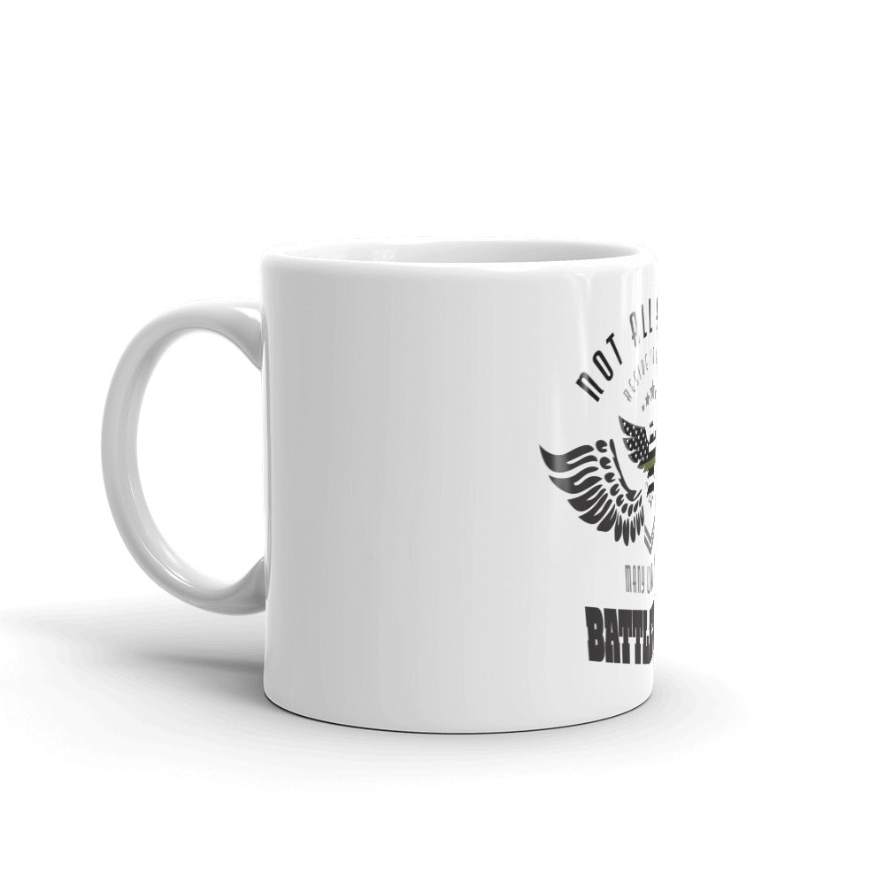 Mug: Not All Angels...-TrainOurTroops-TrainOurTroops
