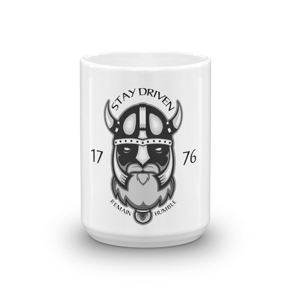 Mug: Stay Driven...-TrainOurTroops-TrainOurTroops