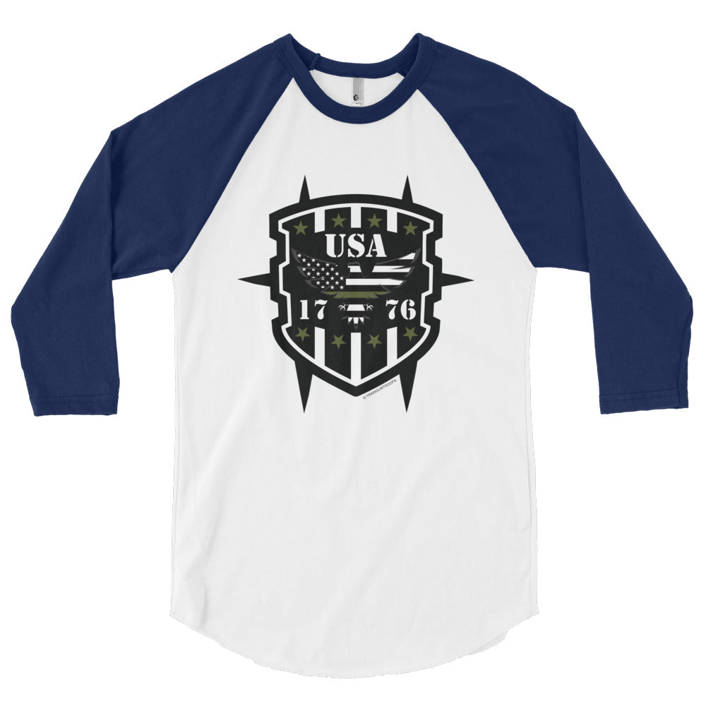 Men's Jersey: USA 1776-TrainOurTroops-TrainOurTroops