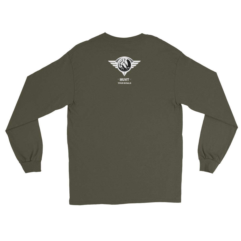 Women's Long Sleeve: Hunt...-TrainOurTroops-TrainOurTroops