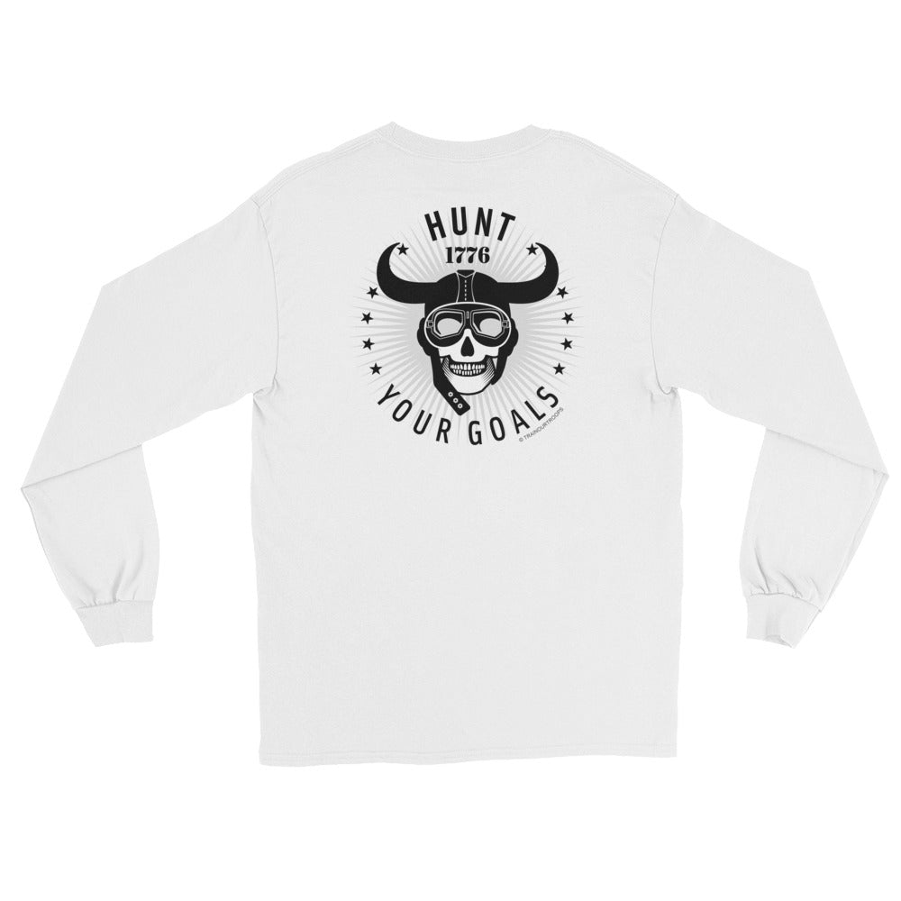 Men's Long Sleeve: Hunt...-TrainOurTroops-TrainOurTroops