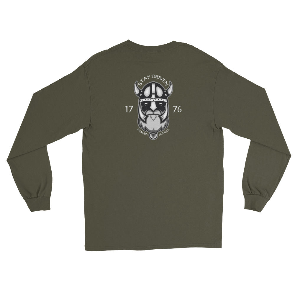 Women's Long Sleeve: Stay Driven...-TrainOurTroops-TrainOurTroops