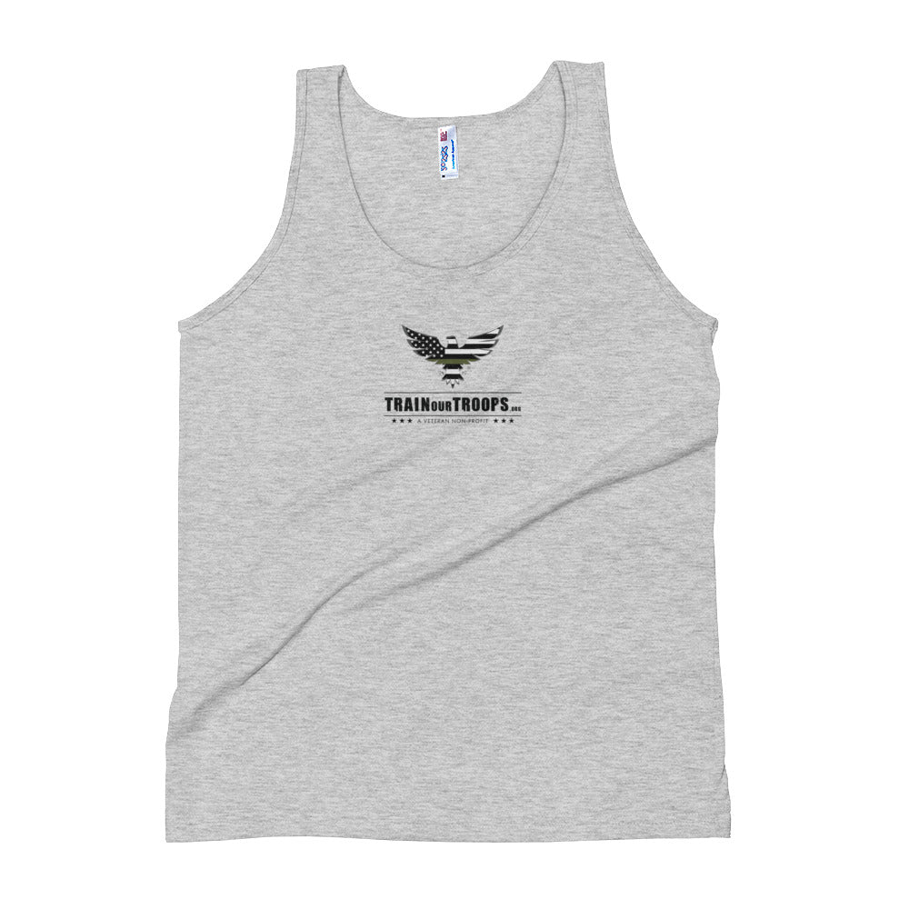 Woman's Tank: Quitting...-TrainOurTroops-TrainOurTroops