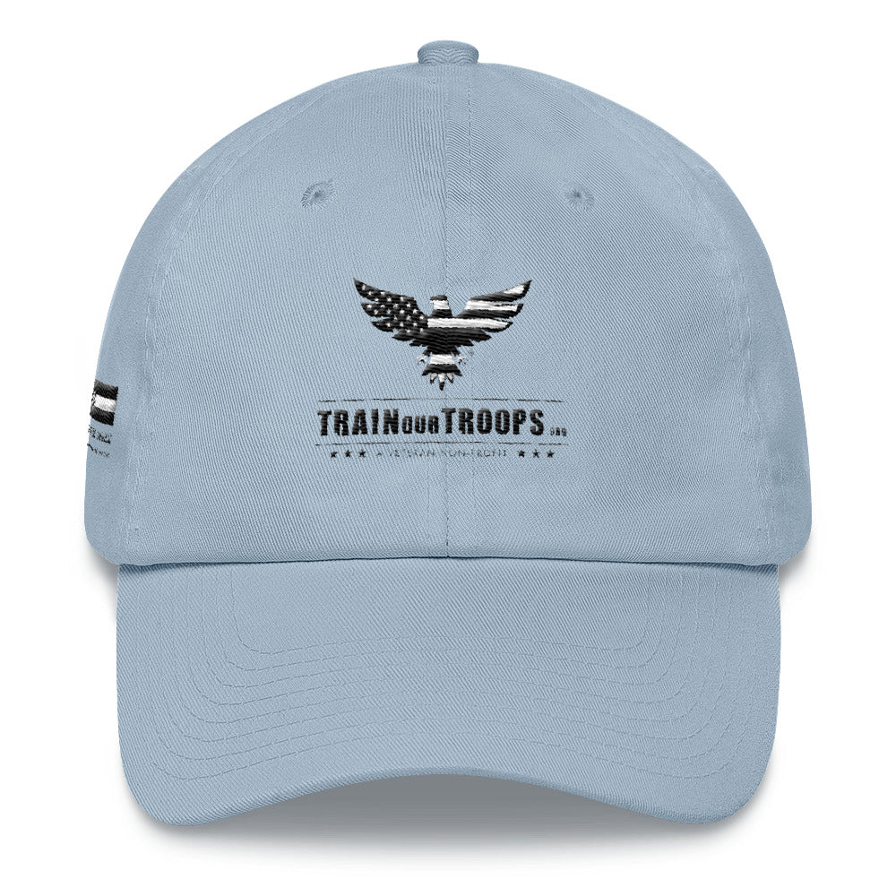 Hat: TrainOurTroops-TrainOurTroops-TrainOurTroops