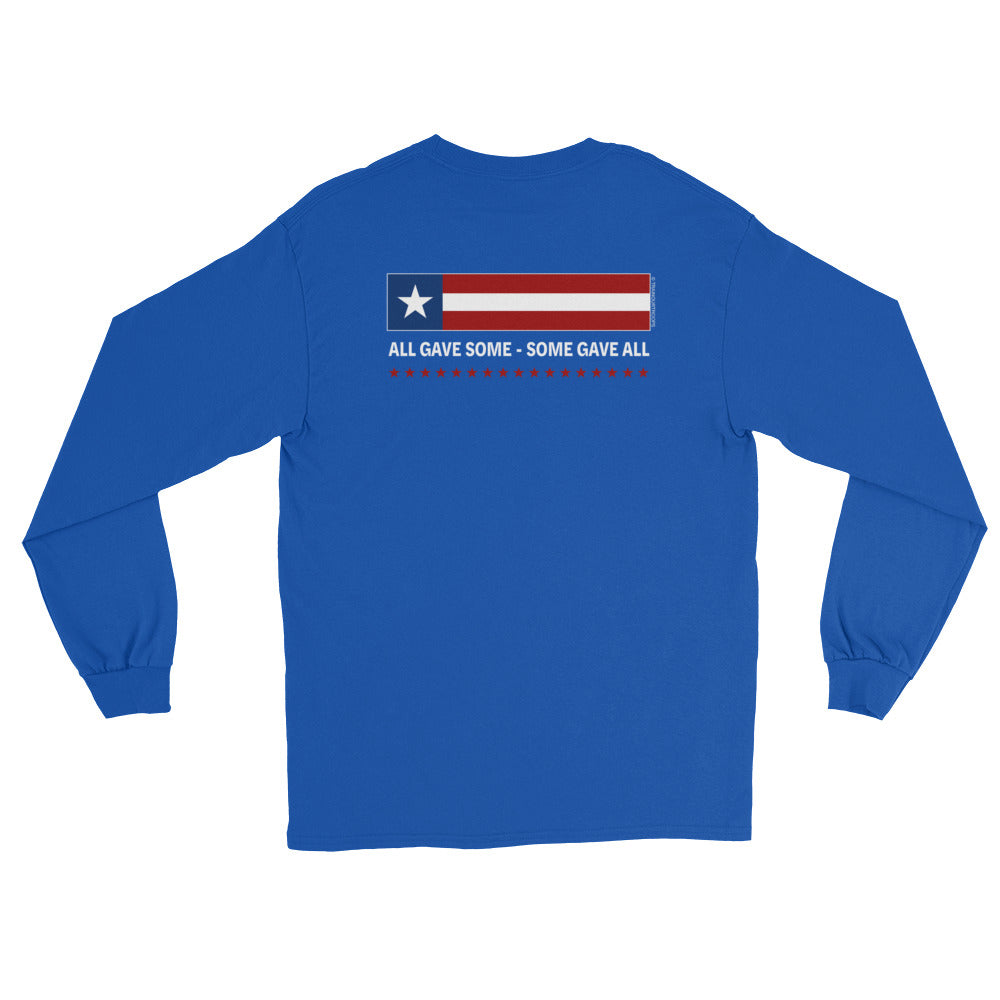Men's Long Sleeve: All Gave Some...-TrainOurTroops-TrainOurTroops