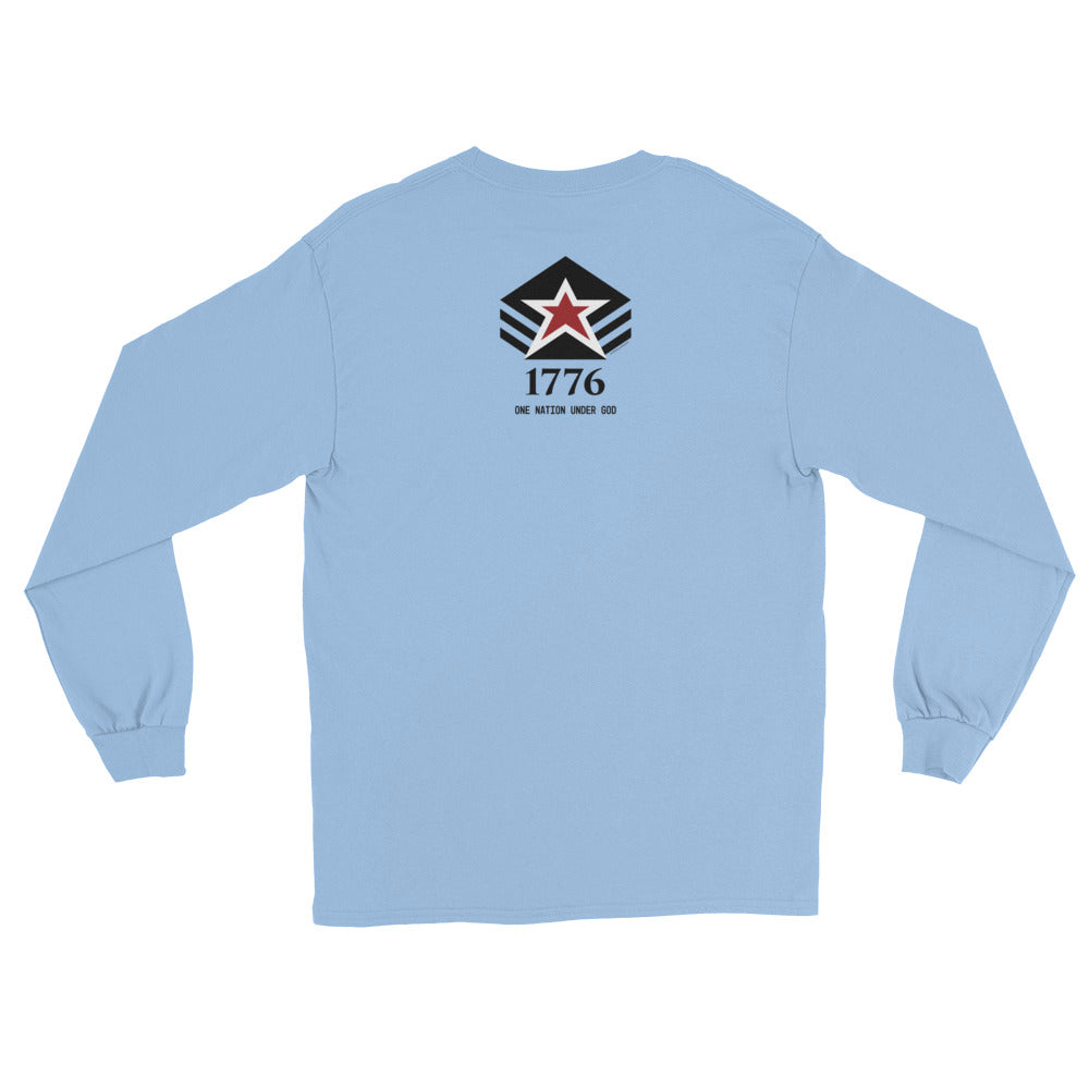 Women's Long Sleeve: 1776...-TrainOurTroops-TrainOurTroops