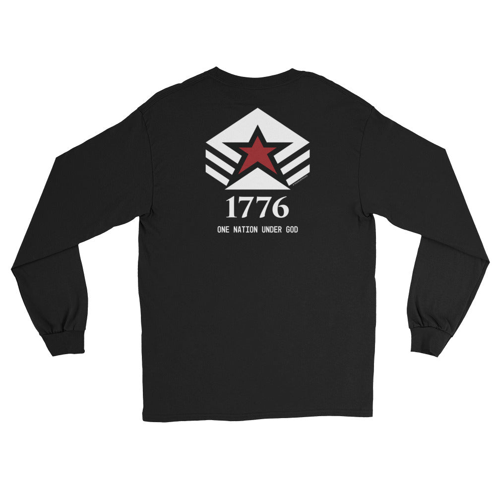 Men's Long Sleeve: 1776...-TrainOurTroops-TrainOurTroops