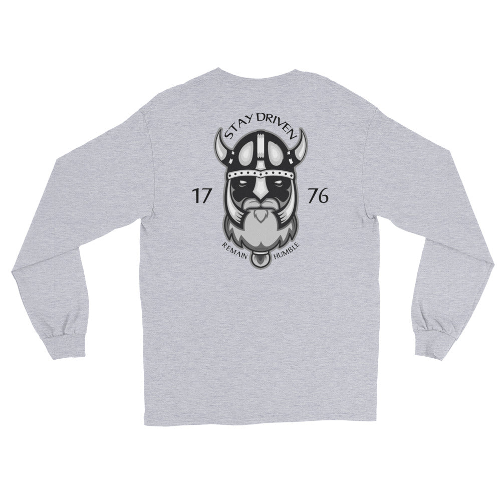 Men's Long Sleeve: Stay Driven...-TrainOurTroops-TrainOurTroops