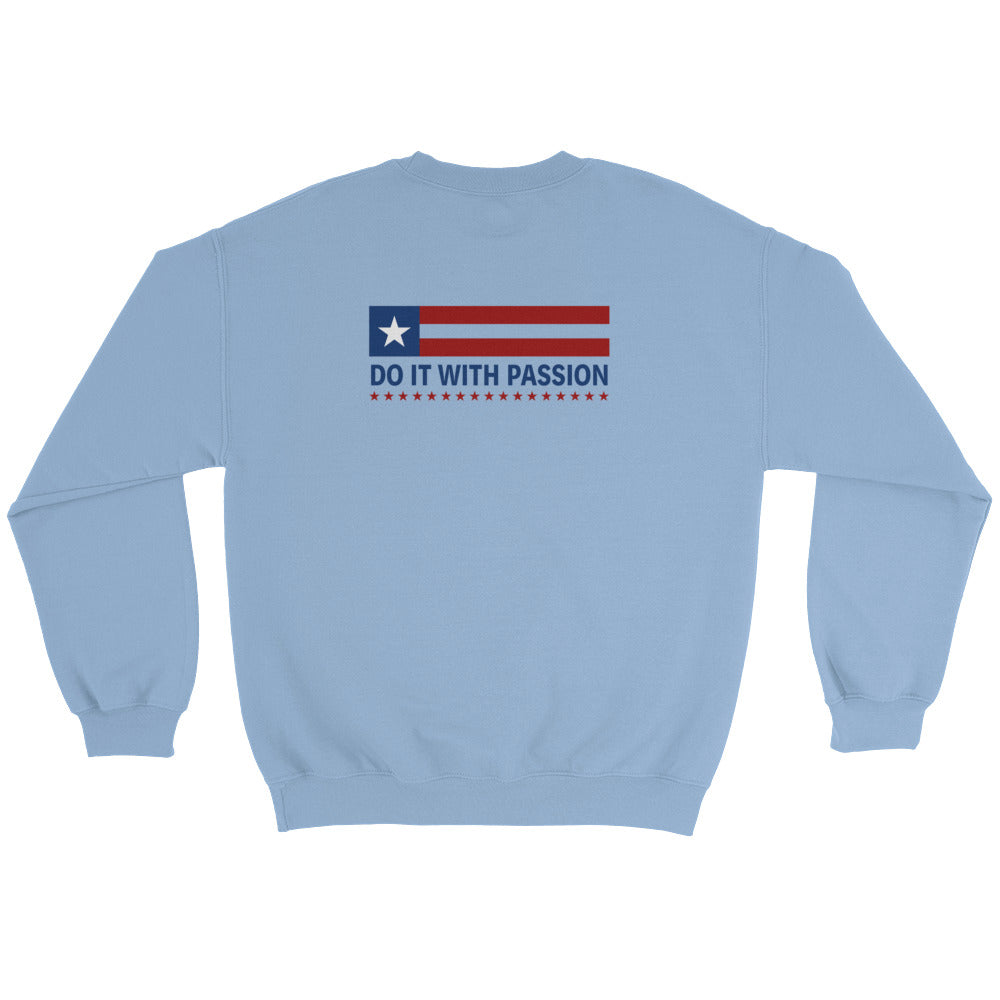 Woman's Sweatshirt: Do It With...-TrainOurTroops-TrainOurTroops